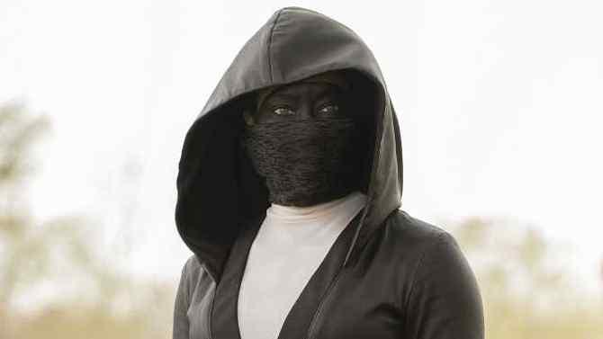 Watchmen | Arte conceitual mostra visual diferente da personagem de Regina King