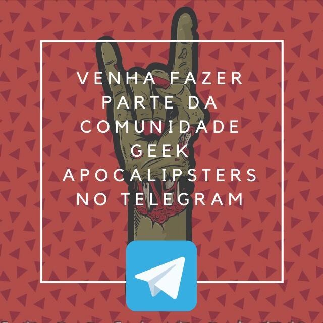 Venha fazer parte da nossa comunidade no telegram