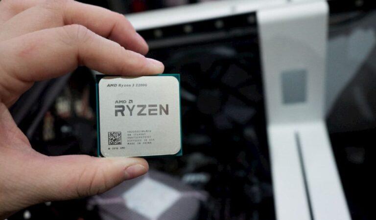 Os novos processadores baratinhos da AMD estão largando na frente da Intel