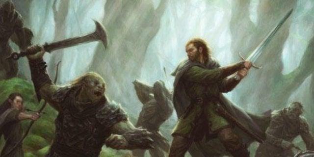 Anunciado o Senhor dos Anéis: Ascensão à Guerra