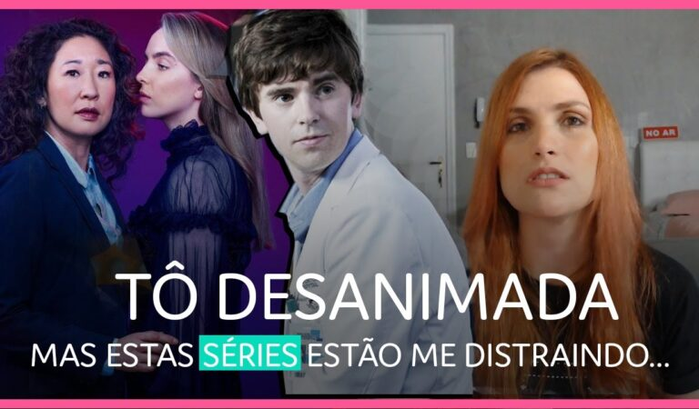 SÉRIES QUE SUPER INDICO NA QUARENTENA