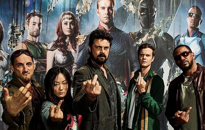 The Boys | Protagonistas estão sendo sendo procurados vivos ou mortos em cartaz da segunda temporada