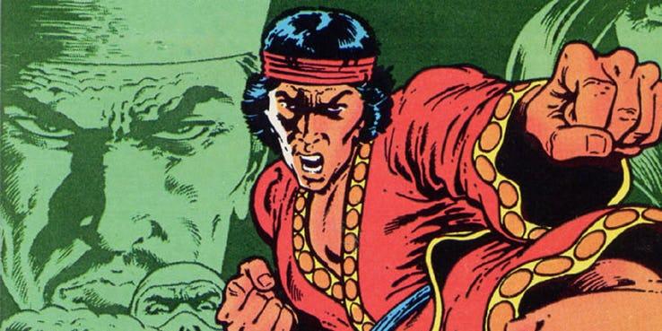 Shang-Chi | Mestre do Kung Fu irá lutar contra personagem clássica dos X-Men