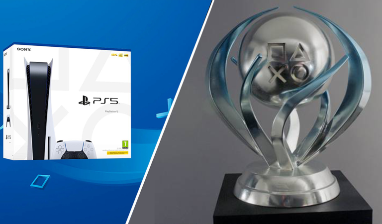 """Troféus do PS5 podem dar """"presentes"""""""