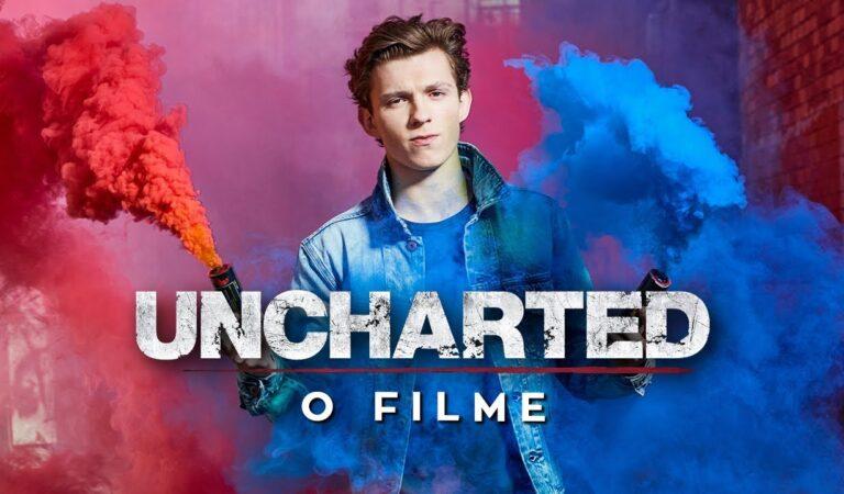 Uncharted | Confira a primeira imagem de Tom Holland como Nathan Drake