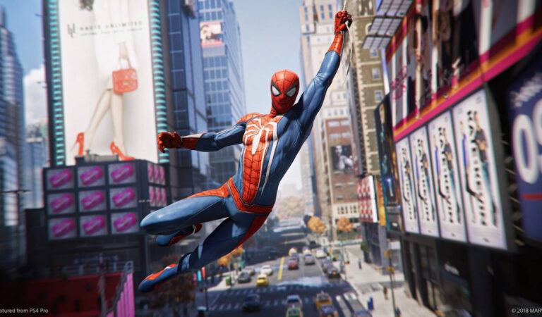 Spider-Man é um dos mais queridos do PS4