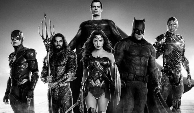 Liga da Justiça | Imagem promocional detalha visual da armadura de Darkseid