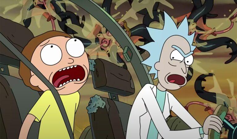 Rick and Morty | Teaser revela data de estreia da quinta temporada