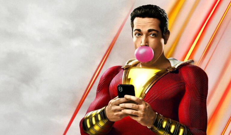 Shazam!: Fúria dos Deuses | Atriz de As Panteras irá viver vilã no filme