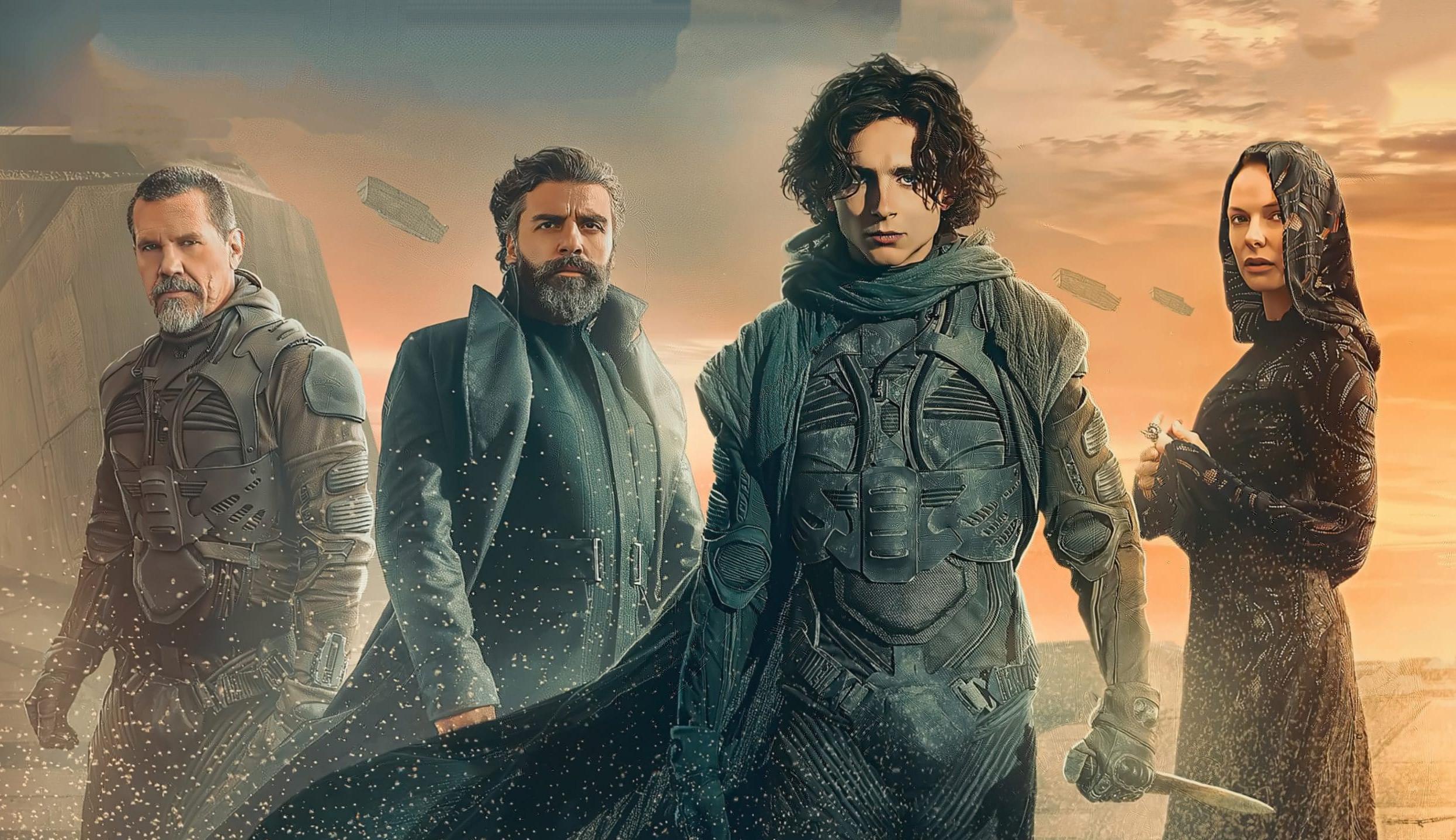Duna | Filme deve arrecadar marca impressionante de quase US$ 37 milhões na bilheteria internacional