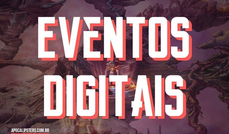 Apocalipsters   25 – Eventos digitais