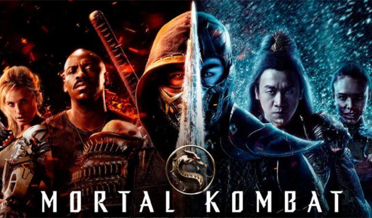 Mortal Kombat – O Filme (2021)