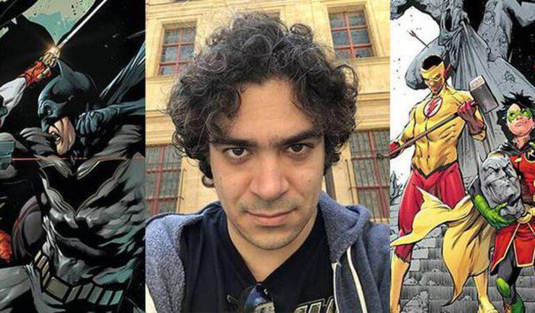 Morre Robson Rocha, ilustrador da DC Comics