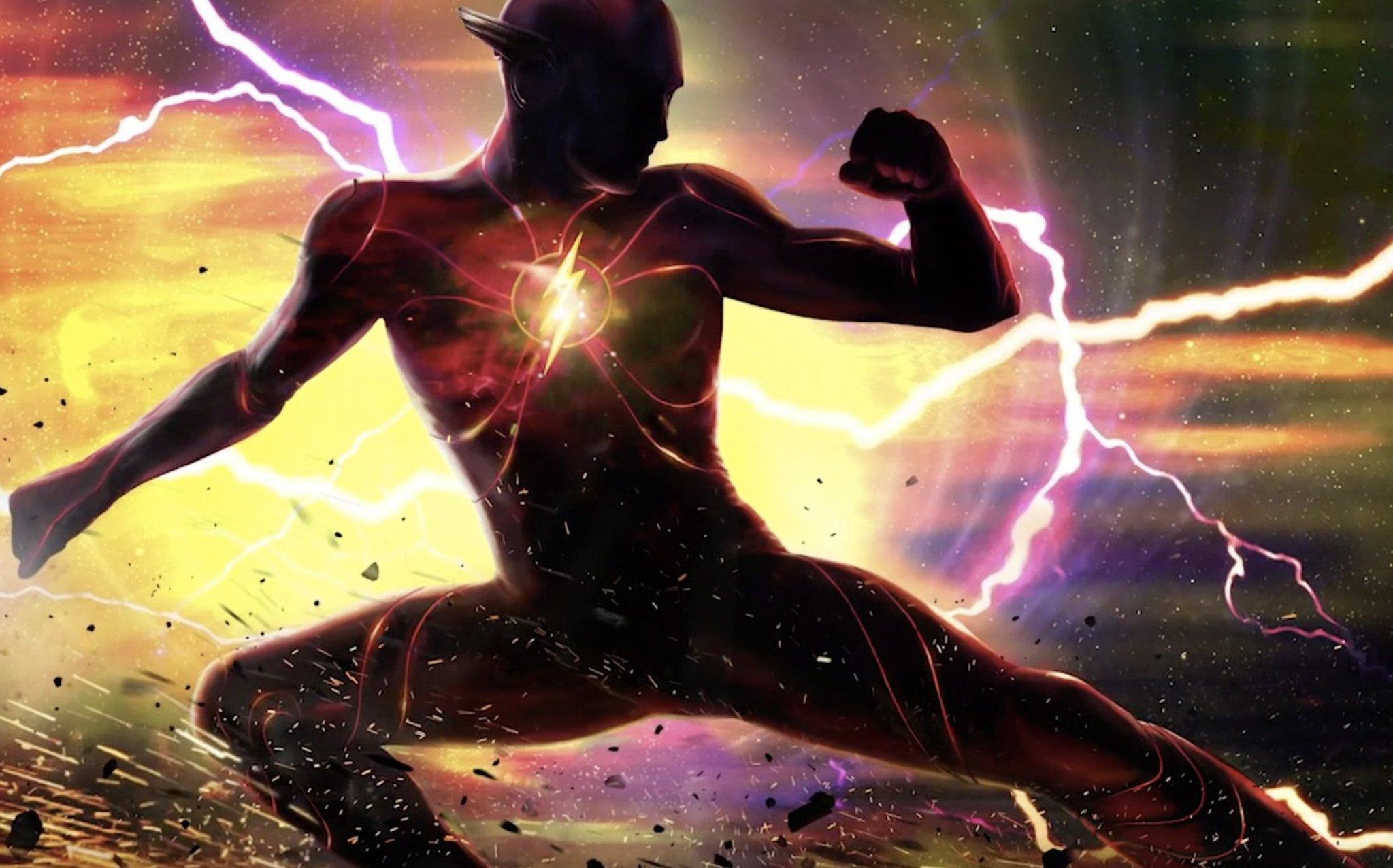The Flash | Mais fotos do set do filme mostram o Batman de Ben Affleck