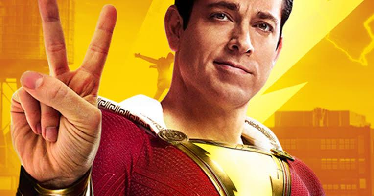 Shazam!: Fúria dos Deuses   Zachary Levi revela com quem ele queria lutar da Marvel