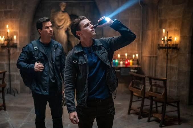 Uncharted   Adaptação estrelada por Tom Holland e Mark Wahlberg ganha primeiro trailer